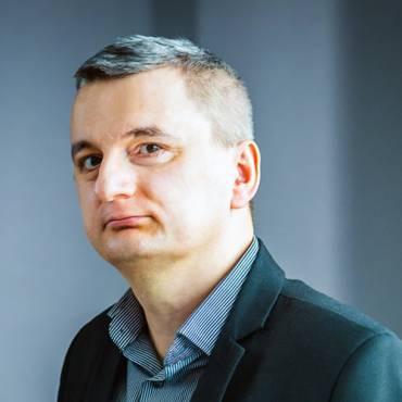 dr hab. inż. Tomasz Rymarczyk