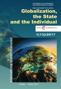 Globalization, the State and the Individual