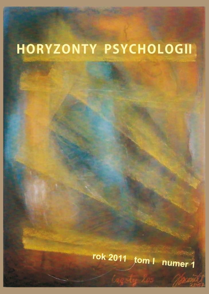 Horyzonty psychologii